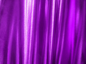 Purple Metallic Spandex Fabric 150cm By the Yard