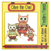 Freddie's Friends Olive the Owl Toy Pattern