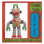 Freddie's Friends Ronny the Robot Toy Pattern