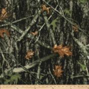 True Timber Fleece New Conceal Multi Fabric