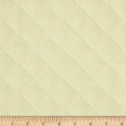 Double Sided Quilted Broadcloth Daffodil Fabric