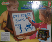 Wooden Double-sided Drawing Board