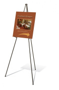 Quartet Heavy-Duty Instant Easel, 160cm , Supports 10 lbs., Tripod Base