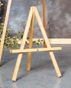 Economy Easel : 30cm Display Easel A-Frame