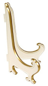 White and Gold 13cm H Easel For Stylish Display