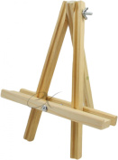30cm Tall Mini Wood Table Easel Is Great for Art, Display, Painting, Holding Signs and More!