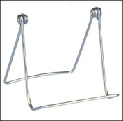 Zinc Hinged Easels - Small 2 Wire - 7.6cm - 0.6cm H x 7.6cm - 1cm W - 2 Pack