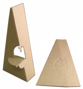 Inovart Picture-It Single Wing Chipboard Easels 30cm