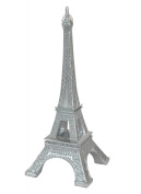 Exclusively Silver Resin Eiffel Tower