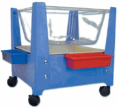 Manta Ray S17924 See-All Sand and Water Activity Centre Youth Table