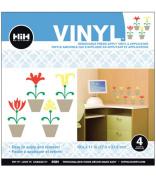 Hip In A Hurry Vinyl 28cm -Flower Pots