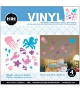 Hip In A Hurry Vinyl 28cm -Sea Creatures