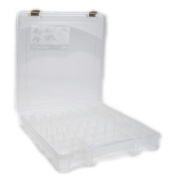 ArtBin 9101AB Translucent Super Satchel Slim Removable Dividers