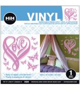 Hip In A Hurry Vinyl 60cm -Love