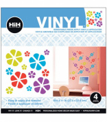 Hip In A Hurry Vinyl 28cm -Pie Flowers