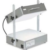 Porta-Trace Porta-Studio Lighting Studio with 2 1012-2C Lightboxes and Brackets