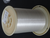 0.008 mm Clear Nylon Monofilament (#33) on Large Spool