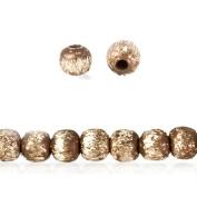 Copper Brushed Round 2.5mm Diameter 8 Inch