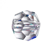Connie Crystal 8mm Bead Crystal, 10 Units