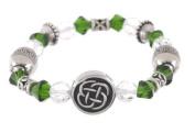 Ganz - St. Patrick's Beaded Bracelet