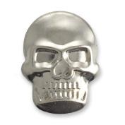 Hot Fix Skull Nailhead, 1.3cm x 1.6cm by 50 PCS