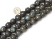 "6mm 8mm 10mm 12mm Round Labradorite Beads Strand 15"" Jewellery Making Beads"