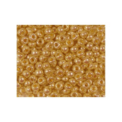 Gold 20 Grammes Miyuki Round Rocailles 6/0 Seed Bead Duracoat Galvanised Approx 20 Gramme Tube