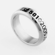 Kpop Support SS501 Titanium Steel Ring