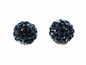 Montana Crystal Shamballa Beads Pave Disco Balls N Spacer Jewellery Supplies Kit