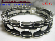 MEN'S STAINLESS STEEL BRACELET OK163