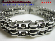 MEN'S STAINLESS STEEL BRACELET OK193