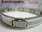 LDB MEN'S STAINLESS STEEL BRACELET OK4038
