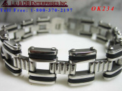 MEN'S STAINLESS STEEL BRACELET OK234
