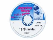 Gryphon 19 Strand Jewellery Wire 30 feet .014 42473