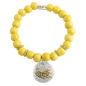 Alexa's Angels Power Bracelet Dove - Yellow