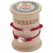 Threads Life is Sweet (candy) String Bracelet - New String Gift SBRAC-1316C