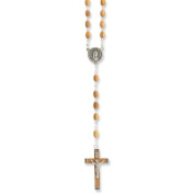 Olive Wood Rosary by The Vatican Observatory