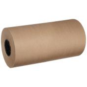 Boardwalk KFT24301000 1000' Length x 60cm Width, Kraft Paper Roll