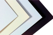 Crescent No. 33 Smooth White Mat Board - 50cm x 80cm - Pack of 10