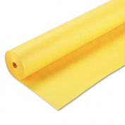 ~:~ PACON CORPORATION ~:~ Spectra ArtKraft Duo-Finish Paper, Heavyweight, 120cm x 200' Rl, Canary YW