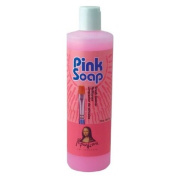Pink Soap 350ml Brush Cleaner and Conditioner