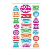 Praise Words Stickers
