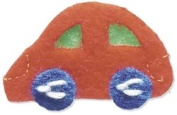Toy Car Embellishment for Scrapbooking