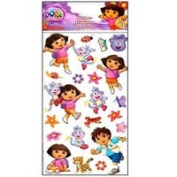 Nickelodeon Dora the Explorer Mix Classic Stickers