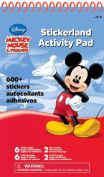 Mickey Mouse Stickerland Activity Pads