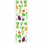 Mrs. Grossman's Stickers-Vegetables