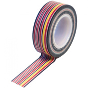 Trendy Tape 15mm X 10yds-Magic Stripes