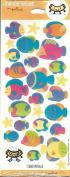 Fun Fish Scrapbook Stickers
