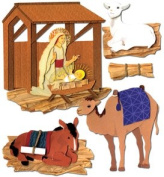 Jolee's Boutique Dimensional Stickers, Nativity