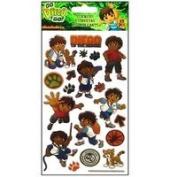 Nickelodeon Diego Flat Classic Stickers